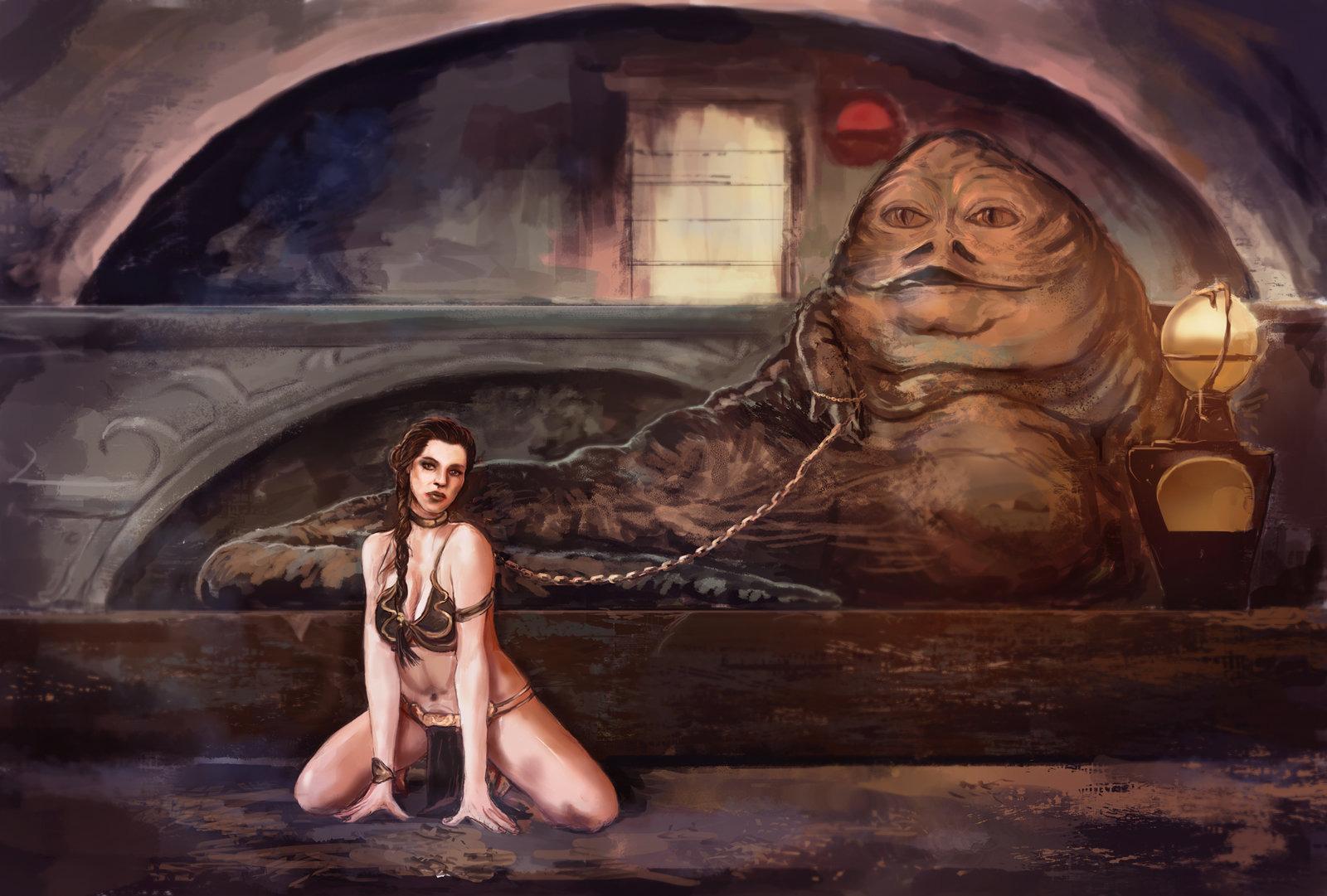 Jabba The Hutt Fucks Princess Leia Classy work is for the weak   telling it like it is